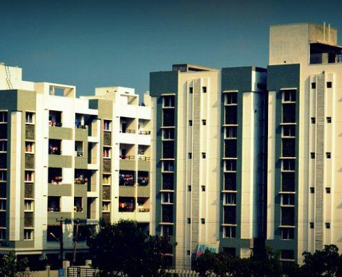 Edificios y viviendas